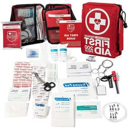 First Aid & Survival Kit  : UPGRADED Survival Tools, ENHANCE