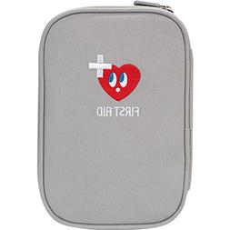 Lanticy First Aid Kit Portable Empty First Aid Pouch Mini Me