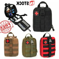 First Aid Kit Tactical Medical Tactical Survival Kit Molle E