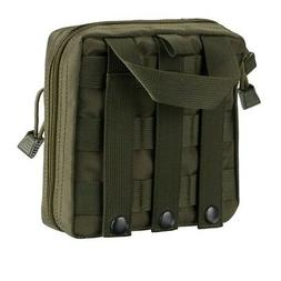 First Aid Tactical Emergency Survival Bag Travel Medical Mol