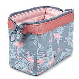 <font><b>Travel</b></font> Animal Flamingo Make Up Bags Wome