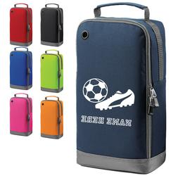 Football Boot Travel Bag Personalised Sports School Bag Team