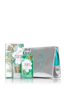 Bath and Body Works Glossy & Glam Gift Set. Magic in the Air