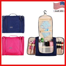 hanging cosmetic makeup bag travel toiletry organizer