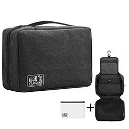 Hanging Toiletry Bag For Men & Women | Large Travel Toiletry