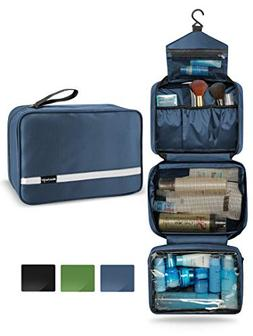 Mens Toiletry Bag, Maxchange Hanging Travel Toiletry Bag | F