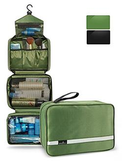 Hanging Travel Toiletry Bag | Coisum Toiletry Kit for Men an