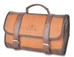 Vetelli Hanging Toiletry Bag for Men - Dopp Kit/Travel Acces