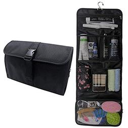 Hanging Toiletry Bag Travel Kit for Men and Women Waterproof
