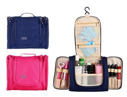 Hanging Toiletry Bag Travel Cosmetic Kit Large Essentials Or