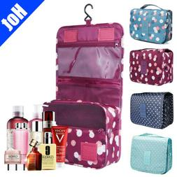 Hanging Toiletry Bag Travel Cosmetic Kit Large Essentials Or fd33a69f021e7