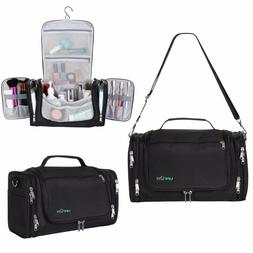 Lifewit Hanging Toiletry Bag Travel Kit Waterproof Cosmetic