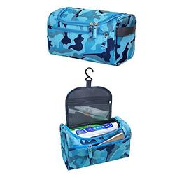 Hanging Toiletry Travel Bag for women Men, Large Cosmetic Or
