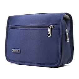 Hanging Toiletry Bag,Portable Travel Cosmetic Bag by EVATECH