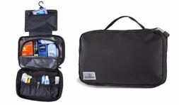 Suvelle Hanging Toiletry Compact Travel Kit Organizer Bag Fo