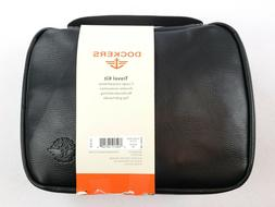 DOCKERS HANGING TRAVEL KIT BLACK $35