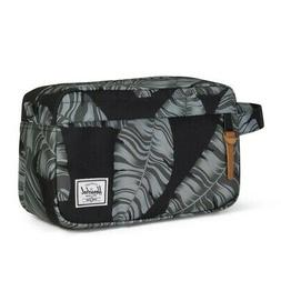 Herschel Supply Co. Chapter Travel Kit Black / Palm -  Rare