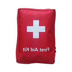Home First Aid Kit Survival - 72 pieces Medical Kit, Travel