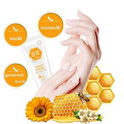 honey moisturizing hand cream keep