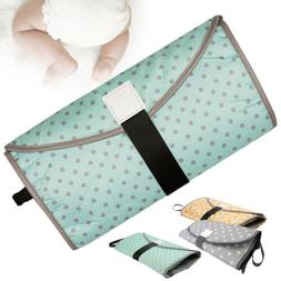Infant Baby New Changing Mat Sheet Portable Diaper Pad Trave