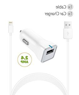 iPhone 8 Plus Charger Apple Lightning Cable Kit by Boxgear -