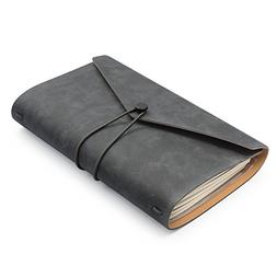 Travel Journal Refillable Leather Travelers Notebook as Mult