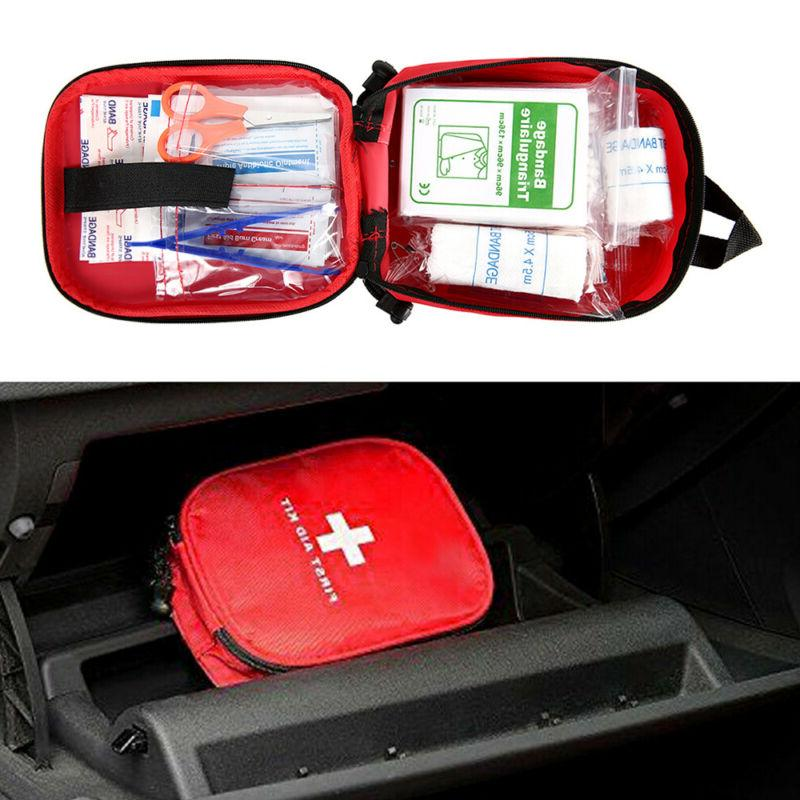 100PCS Aid Kit Medicine Survival