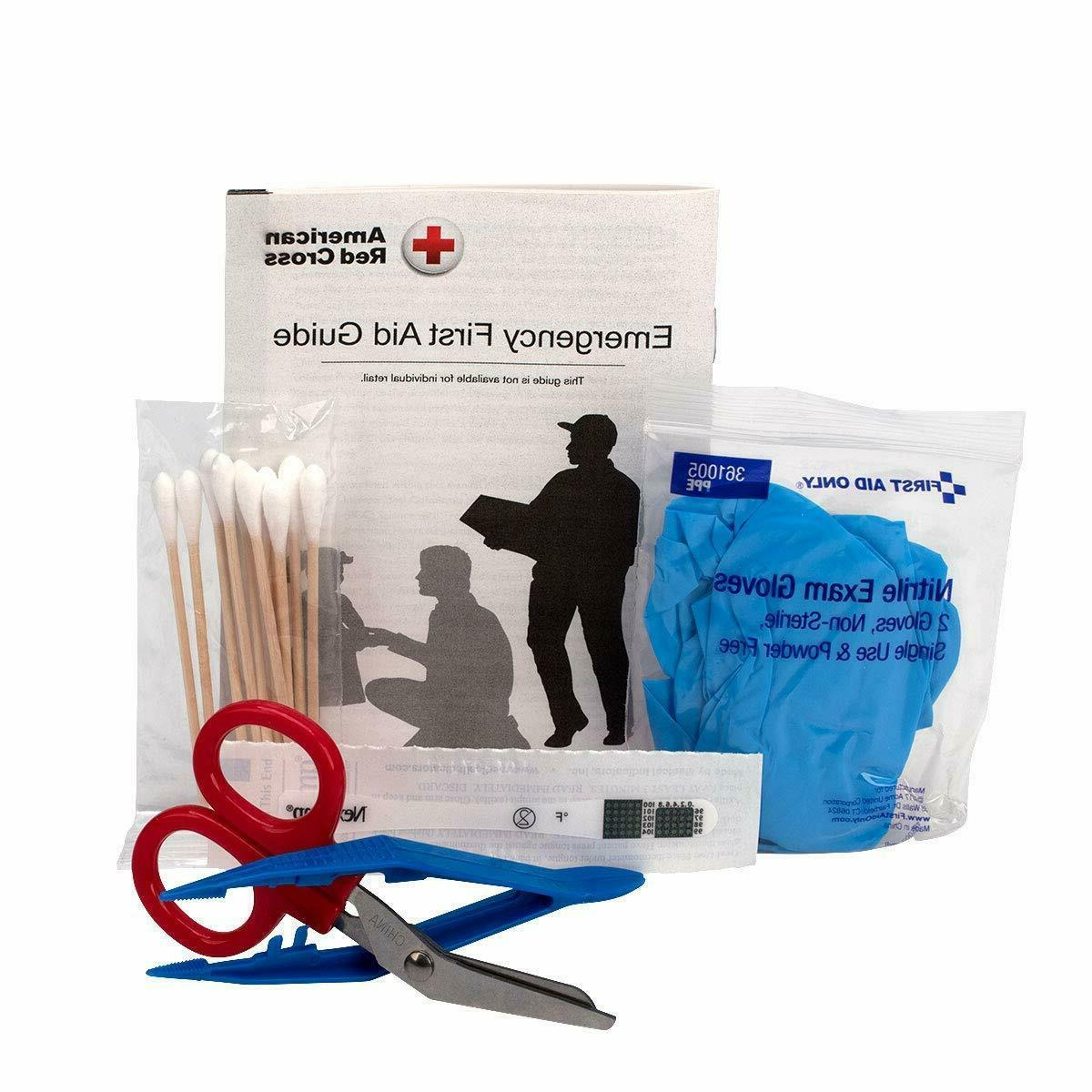 First Aid Only All-Purpose Kit, Soft