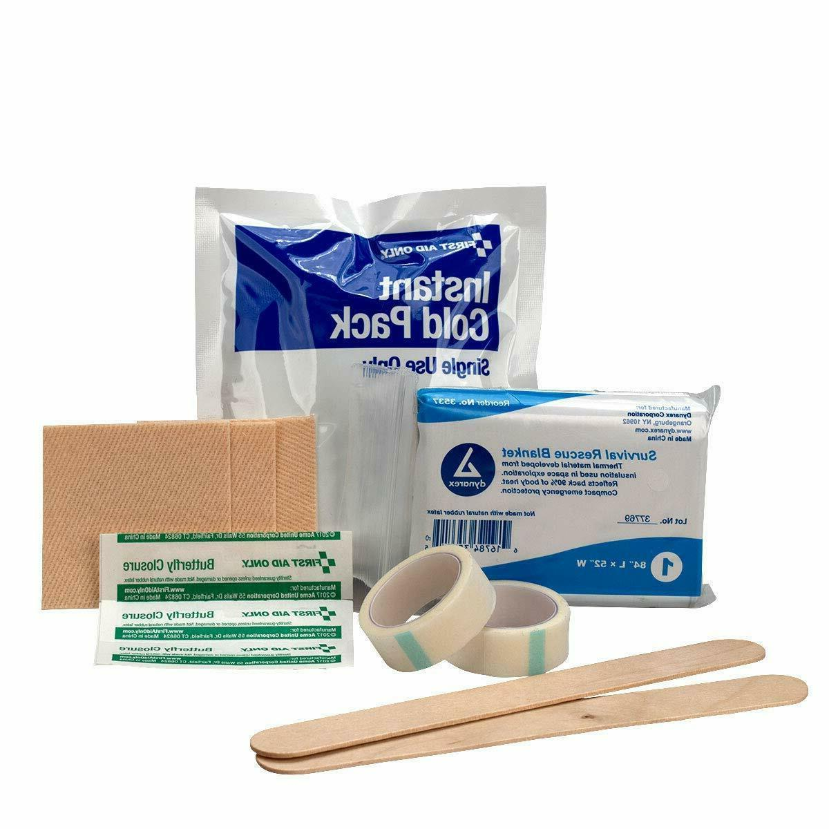 First Aid 299-Piece All-Purpose First Soft