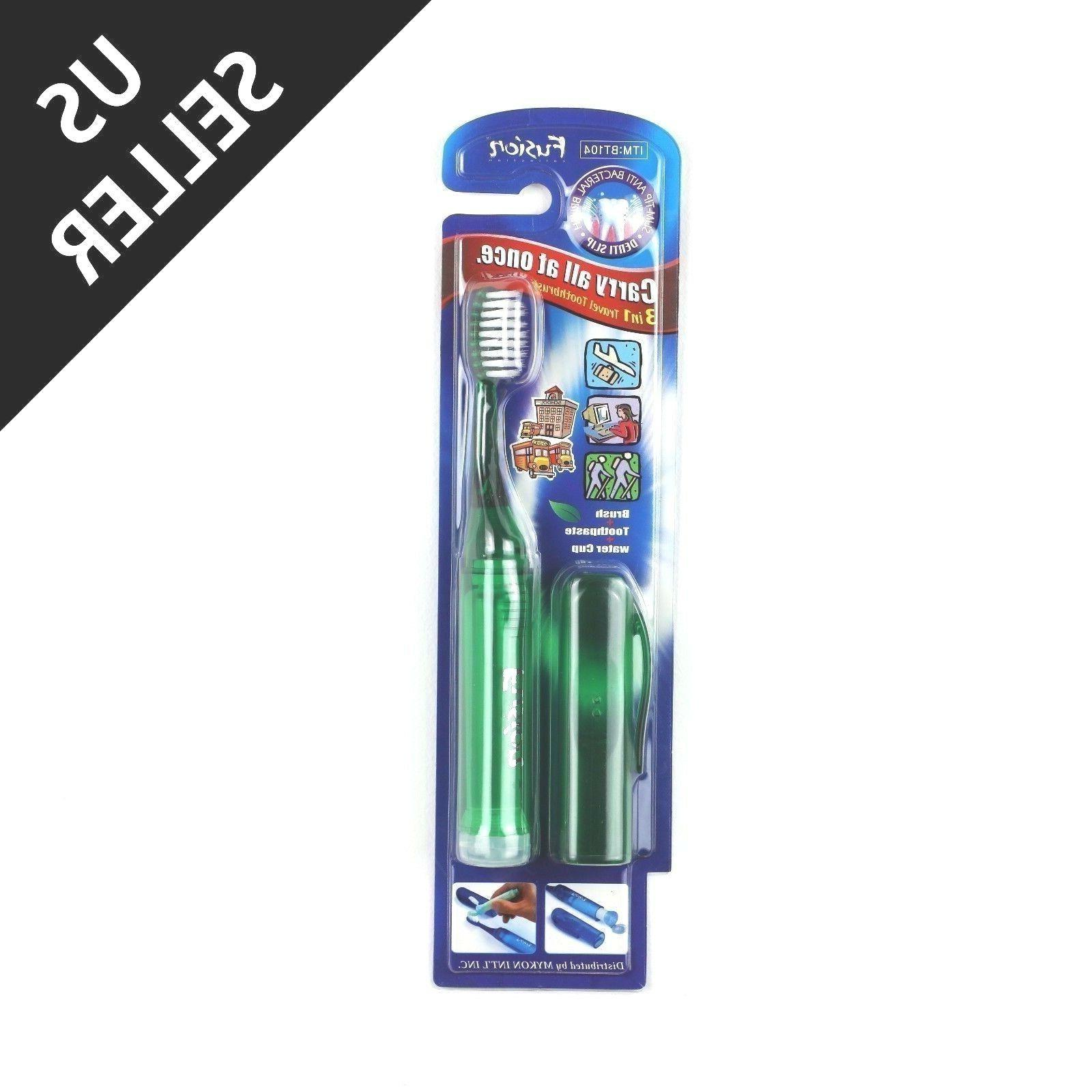 3 in Portable Toothbrush