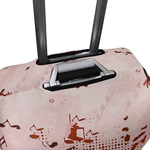 ALAZA Drum Luggage Protector Suitcase Baggage 18-32