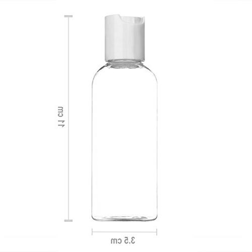LUOYIMAN Travel Bottles Travel Accessories bottles Containers Leak Plastic bottles