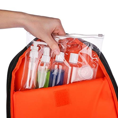 LUOYIMAN Travel Accessories Small bottles Leak Proof Plastic