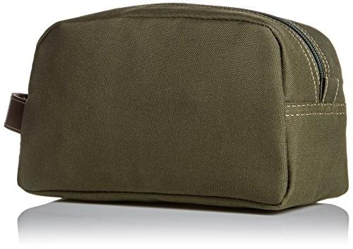 Timberland Bag Canvas Olive, Size