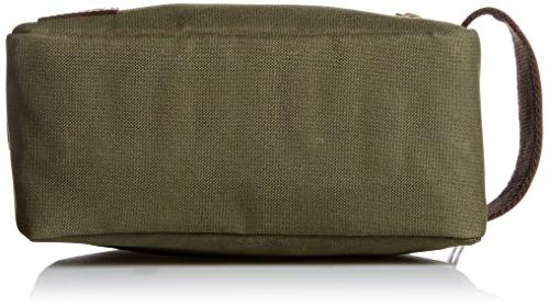 Timberland Bag Canvas Kit Organizer, Olive, One