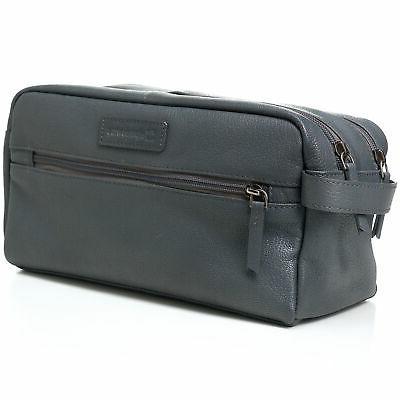 AlpineSwiss Sedona Bag Genuine Dopp Kit