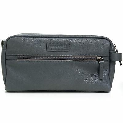 AlpineSwiss Sedona Bag Genuine Dopp Kit Travel Case