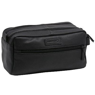 AlpineSwiss Sedona Toiletry Genuine Dopp Kit Travel