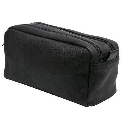 AlpineSwiss Bag Genuine Shaving Dopp Kit Case
