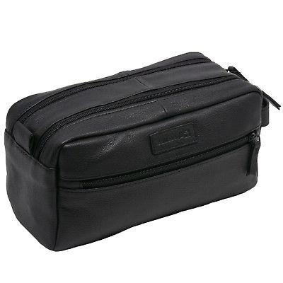 AlpineSwiss Sedona Bag Genuine Dopp