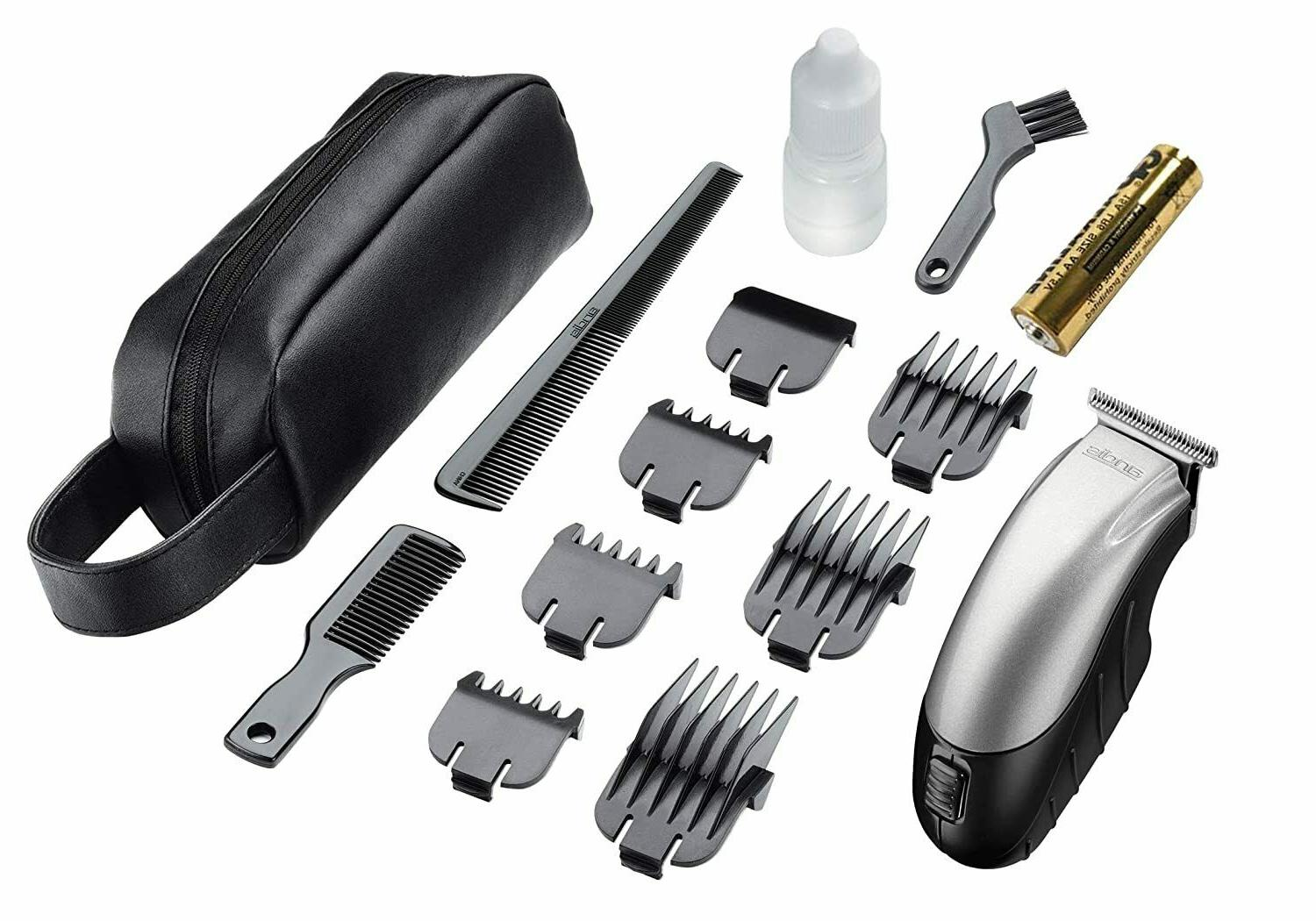 Andis Cordless Trim 'N 14-Piece Portable Trimmer