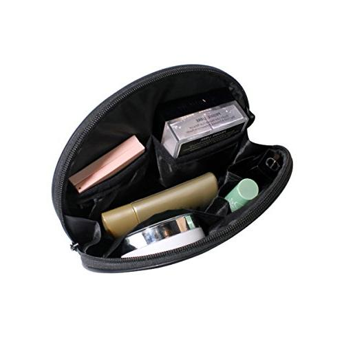 Perfectly Japanese Style Cherry Crane Makeup Organizer Toiletry Case