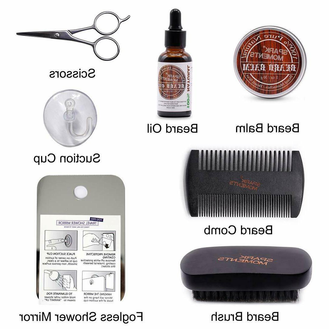 Beard Care Mustache Products