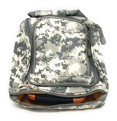 Camo Travel Organizer Toiletry Cosmetic Kit