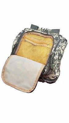 Camo Accessory Toiletry Medicine Make-Up Kit