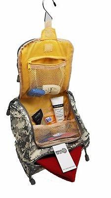 Camo Travel Toiletry Cosmetic Kit Bag