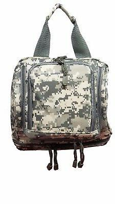 Camo Travel Organizer Toiletry Kit