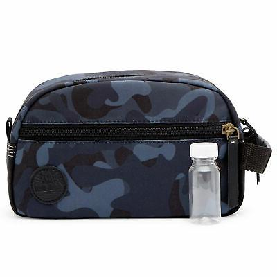 Timberland Canvas Organizer Dopp Kit Overnight Toiletry