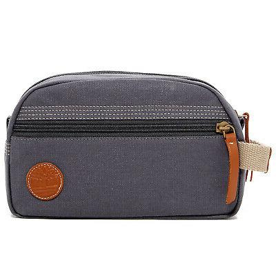 Timberland Canvas Shave Overnight Bag