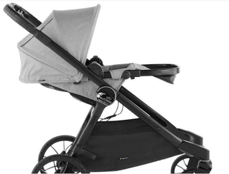 Baby Jogger City Select Lux Twin Tandem Double